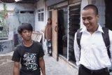 Haidir Anam, dari kuli bangunan jadi prajurit TNI