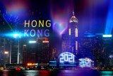 Hong Kong ajak hitung mundur tahun baru lewat daring