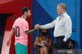 Koeman: Messi adalah 'orang terpenting' dalam sejarah Barcelona