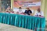 KPU: Partisipasi Pilkada Dharmasraya lampui target nasional