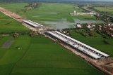 Semen Gresik pasok kebutuhan semen Tol Semarang-Demak