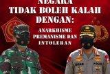 Menakar stabilitas keamanan Indonesia pada 2021
