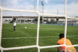 Anies resmikan secara daring lapangan latih JIS berstandar FIFA
