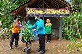 LLHPB Aisyiyah Magelang tanam ratusan pohon di Kendeng Hill