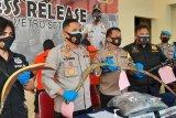 Polisi ringkus tiga pelaku tawuran tewaskan satu orang