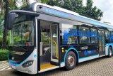 Swasta sediakan bus listrik untuk dukung transportasi TransJakarta