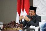 Menteri KKP Trenggono: Jangan kalah dengan perampok kekayaan laut Nusantara