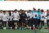 Pemulihan fisik menjadi menu latihan perdana timnas U-19