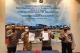 PGN-Polda Lampung kerja sama jaga objek vital nasional