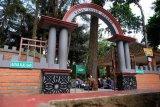 Kebun Raya Gunung Tidar Kota Magelang  ditutup sementara
