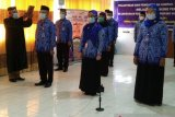 Hasto Wardoyo Lantik 18 Pejabat Fungsional BKKBN Sultra