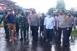 Kapolda Papua tinjau pelaksanaan pilkada susulan Boven Digoel