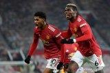 Liga Inggris - Manchester United incar puncak klasemen setelah Liverpool tersandung