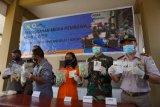 Stasiun Karantina Pertanian Sorong musnahkan benih impor ilegal