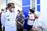 Gubernur Sulsel serahkan 50 unit huntap untuk korban banjir bandang di Luwu Utara