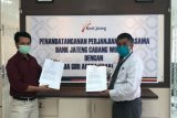 Bank Jateng Cabang Wonogiri tandatangani PKS dengan Perusda Giri Aneka Usaha