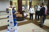 RSMH Palembang operasikan robot untuk  isolasi pasien COVID-19