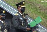 Panglima TNI lantik 583 perwira TNI AD