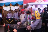 Kapolda Papua resmikan mako Polres Tolikara