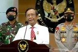 Pemerintah resmi hentikan kegiatan FPI dalam bentuk apapun