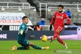 Liverpool diimbangi Newcastle 0-0
