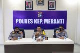 Polres Kepulauan Meranti tangani 150 kasus pidana selama 2020