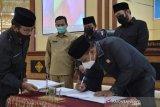 DPRD Padang Panjang sahkan tujuh Perda