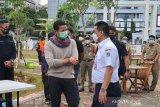 Kemarin, Menteri Sandi temui Wagub DKI hingga suasana malam pergantian tahun