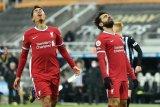 Liga Inggris: Liverpool tutup tahun 2020 di puncak meski kehilangan sisi klinis