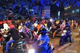 Tim gabungan bubarkan pawai malam pergantian tahun baru di Ambon