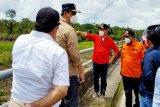 Gubernur tinjau kondisi ruas jalan di Kalteng