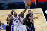 76ers kalahkan Bulls meski tanpa  dua pemain All-Stars