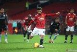 Fernandes ingin United bermain lebih kejam di depan gawang lawan