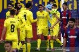 Villarreal mengatasi Levante 2-1