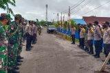Personel TNI-Polri amankan pleno Pilkada serentak KPU Boven Digoel
