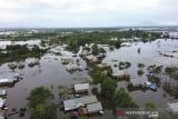 Kolaka Utara bangun 12 rumah warga yang hanyut akibat banjir