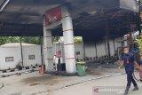 Polisi Pekanbaru selidiki SPBU terbakar gegara sinyal HP pengemudi