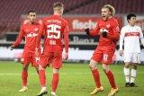 Gol Olmo bawa Leipzig rebut puncak klasemen