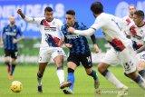 Gilas  Crotone  6-2, Inter rebut puncak klasemen