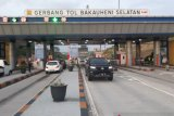 HK catat 79.451 kendaraan keluar Gerbang Tol Bakauheni Selatan