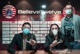 Presiden Persija Jakarta akui timnya kurang konsisten di awal musim Liga 1