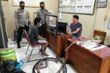 Polisi tangkap pencuri kabel jaringan Telkom