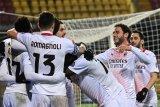 Milan kembali puncaki klasemen sementara usai kalahkan Benevento