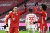 Berikut klasemen Liga Jerman: Bayern hanya sebentar dilengserkan Leipzig