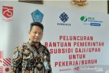 BPJAMSOSTEK serahkan kartu peserta anggota Korpri Sulawesi Utara
