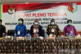 KPU Papua: Yusak-Yakob meraih suara terbanyak Pilkada Boven Digoel