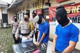 Polisi tangkap anggota geng motor pelaku penganiayaan