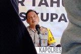 Kasus kamtibmas di Kota Kupang turun 8,3 persen dari 2019