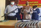 Mencuri kabel proyek Indonesia Power, enam pegawai kontraktor diringkus