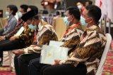 Lampung targetkan 200 ribu bidang tanah tersertifikat pada tahun 2021